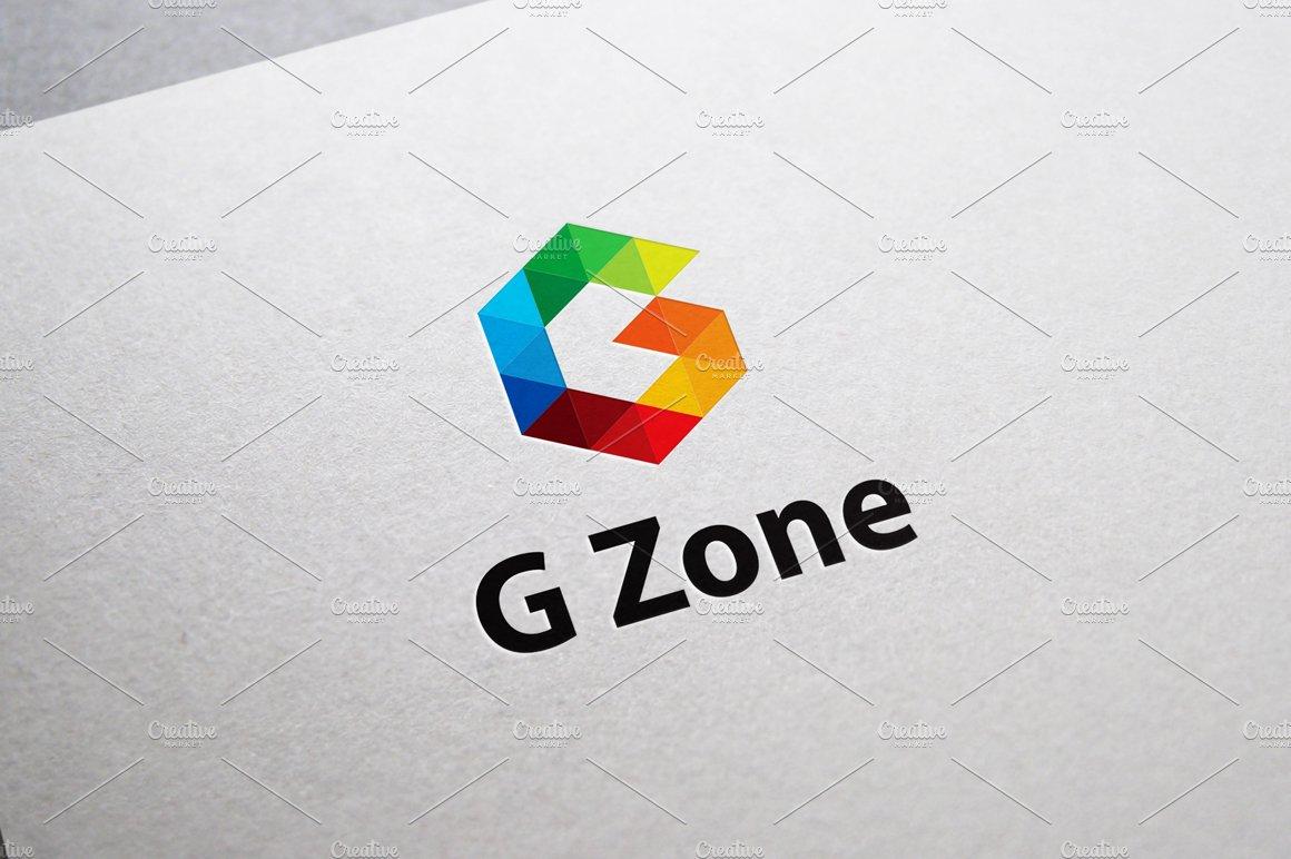 G Letter Logo Templates Creative Market