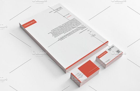 simple stationery design template stationery templates creative