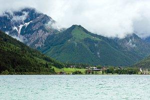 Achensee summer view (Austria).