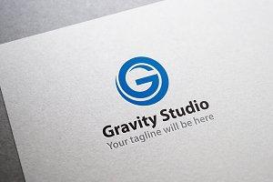 G Logo - Gravity Studio Logo