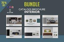 Interior Design Brochure Bundle