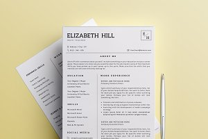 Professional Resume/CV Template - 5
