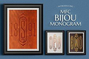 MFC Bijou Monogram