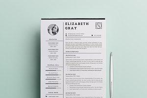 Professional Resume/CV Modern - 8
