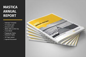 Mastica Annual Report