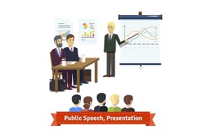 Public speech and presentation