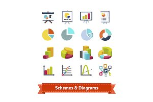 Schemes and diagrams