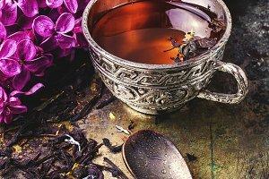 tea and lilac