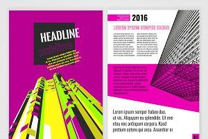 Business Brochure Design Idea