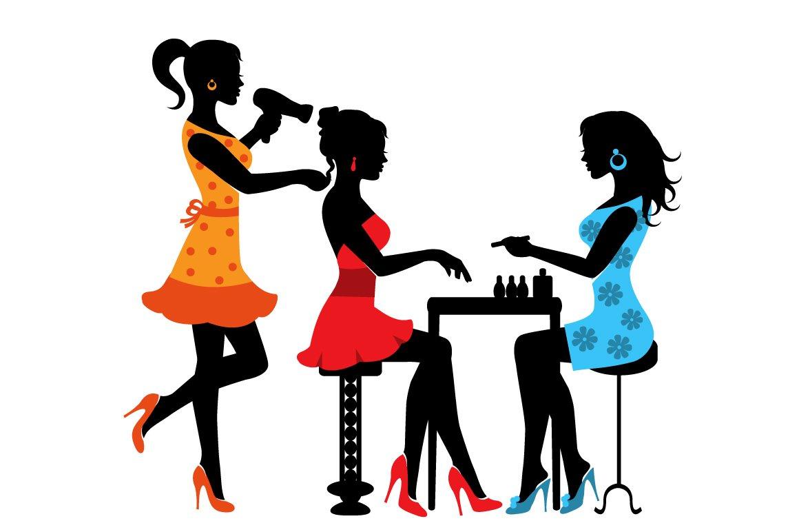 salon beauty graphics woman hempworx cosmetology vector nail barber hairdresser happy photoshop illustrations cbd oil creative signs market makeover bar