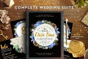 Wedding Suite VIII - Golden Foil EDT