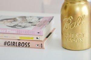 Pinterest Feminine Style Stock Books