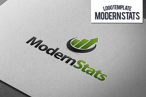 Modern Stats Logo