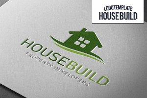 HouseBuild Logo