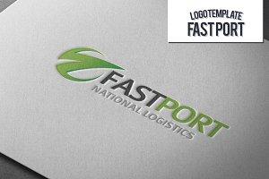 Fast Port Logo