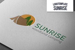 Sunrise Camping Logo