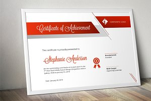 Script bar docx certificate template
