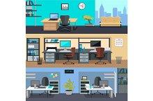 Interior Office Room