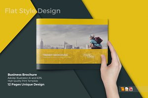 A4 Business Brochure/Catalog