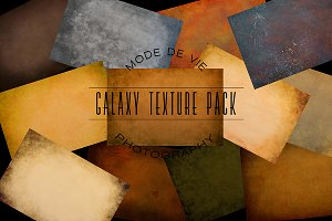 Galaxy Texture Pack