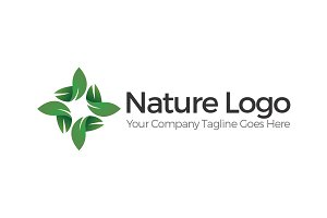 Nature Logo Design Template