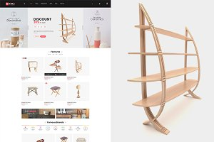 Handmade - Shopify Theme