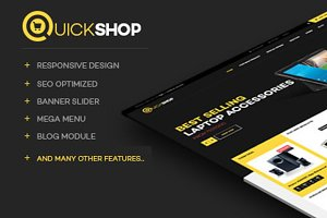 Quickshop Shopify Theme