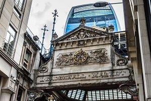 City of London street view