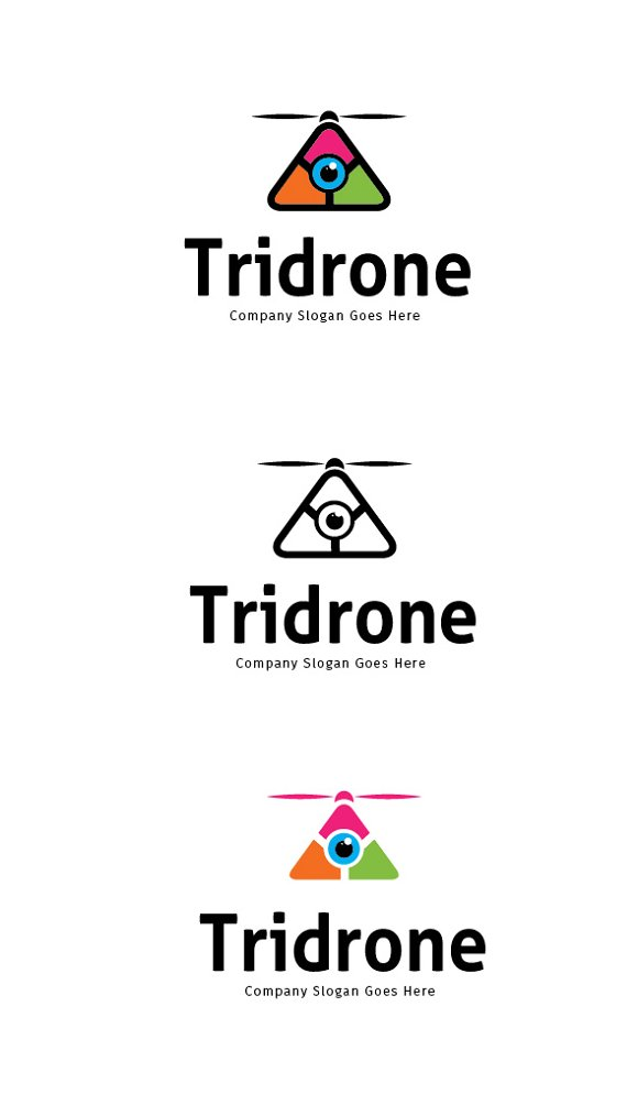 Tridrone Logo