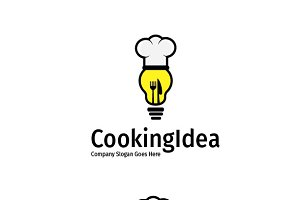 Cooking Idea Logo