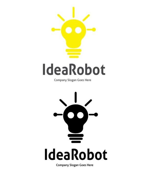 Idea Robot Logo