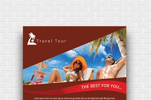 Travel Tour Flyer 2