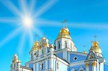 Kyiv Mykhailivskyj Sobor