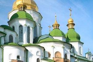 Saint Sophia Cathedral church, Kiev