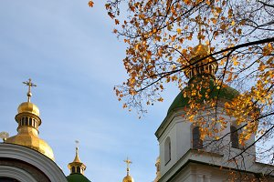 Saint Sophia Cathedral church, Kiev