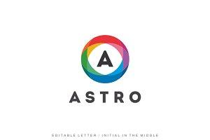 Astro - Letter A Logo