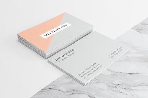 Lily Business Card