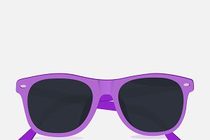 sunglasses, summer, design element