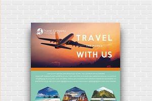 Travel Tour Flyer