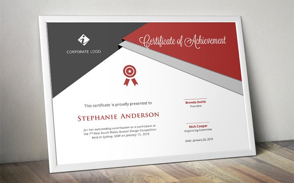 Script triangle certificate design stationery templates creative script triangle certificate design stationery templates creative market thecheapjerseys Gallery