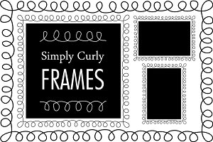 Simply Curly Frames