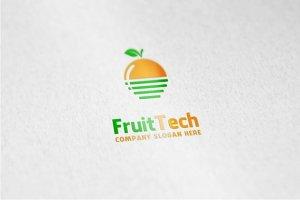 FruitTech Logo