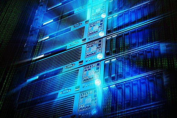 blade storage supercomputer of data…
