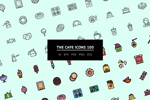 The Cafe Icons 100