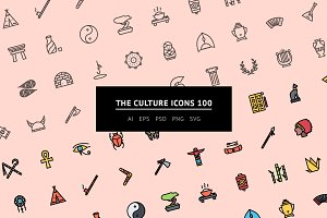 The Culture Icons 100