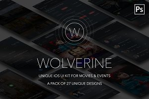 Wolverine IOS UI KIT for activities