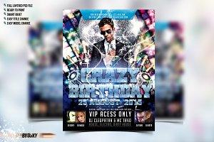 Crazy Birthday Party