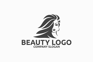 Beauty Logo Templates Creative Market