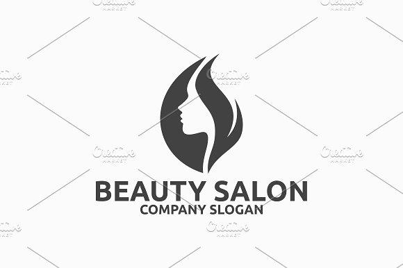 Beauty Salon Logo Templates Creative Market