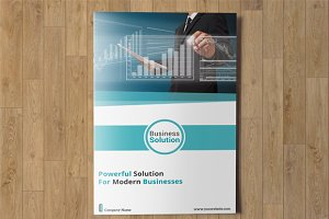 Corporate Bifold Brochure-V06